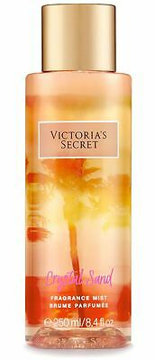 Victoria's Secret New! Crystal Sand Fragrance Mist 250ml
