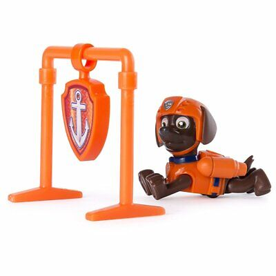 Paw Patrol Action Pack - Zuma Pull back Pup