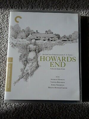 Howards End (Blu-ray Disc, 2009, Criterion Collection) out of print!