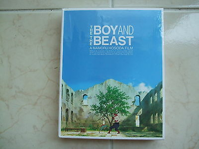 The Boy And The Beast (Japanese, 2016, Blu-ray) Digipack Limited Edition
