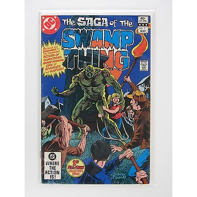 Swamp Thing '82 - 2nd Series #1 + DC Special Series #2 (Swamp Thing) - 2 Books