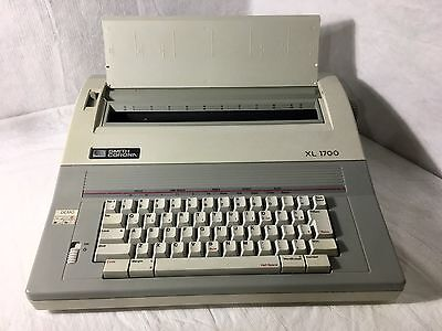 Vintage SMITH CORONA XL 1700 Electric Typewriter Model 5A-1