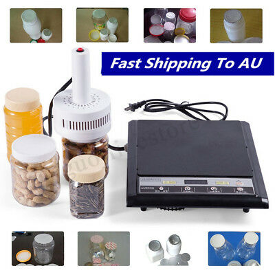 1200W Handheld Induction Sealer Bottle Cap Foil Sealing Machine 20-100mm 220V