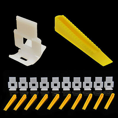 200x Tile Leveling Spacer System Construction Tool Spacer-Flooring Level UK