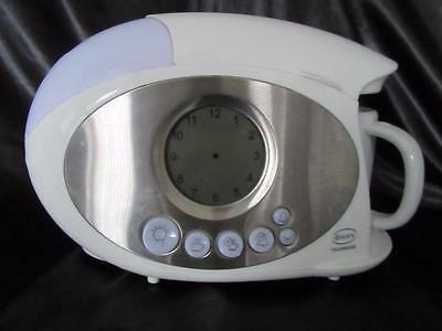 Swan Teas-Made Stm100 Coffee/tea Maker With Alarm 29/4