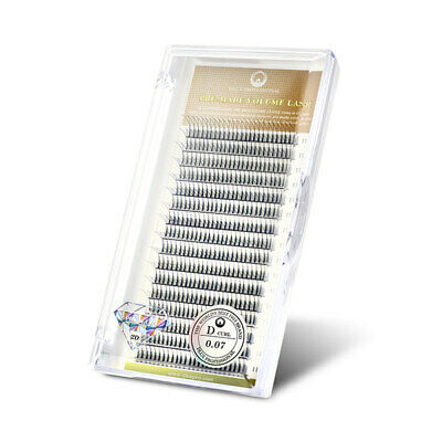 W-type 3D Russian Volume MACY Lash for extremely voluminious look