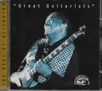 The Best Of Alligator - Great Guitarists  Vol.1 - CD