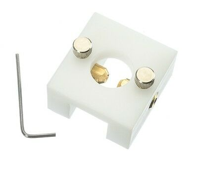 Mini Jeweler's Bead or Pearl Holding Holder Vise Drilling Drill Hole Jig Clamp
