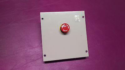 Brother Commercial Embroidery Machine 6 head Stop Button