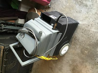 Pacific SUPER 10R  Upholstery Carpet  Extractor
