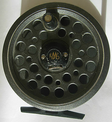 """*NEW* J W Young & Sons Lightweight 3 1/2"""" Fly Reel Made in England 1450"""