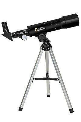 National Geographic 50/360 Telescope with Tabletop Tripod