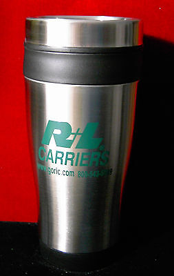 R+L Carriers Stainless Steel Thermal Travel Coffee Drink Holder cold hot cup
