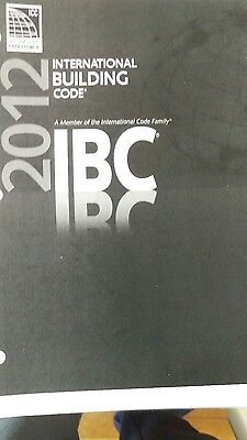 international building code 2012 tabbed (printout)