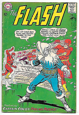 The Flash #150 (1965; fn+ 6.5) 50% off price guide value