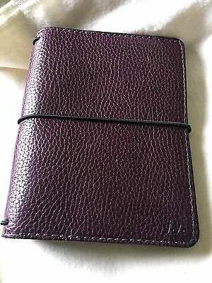 Chic Sparrow Pemberley Pocket Deluxe Leather Notebook Cover