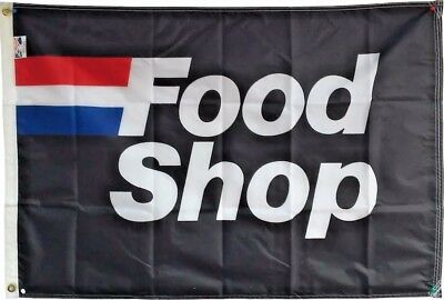 Food Shop Flag