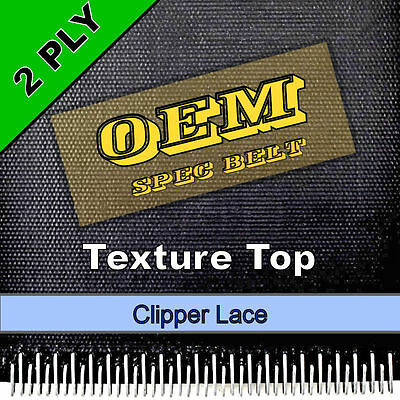 "Vermeer 9"" x 512"" fits 605F 605G 605H TEXTURE TOP 2 ply Clipper"