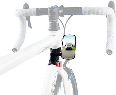 Bike-Eye Rear View Mirror BICYCLE CYCLE MIRROR MTB ROAD BIKE - 2 sizes available