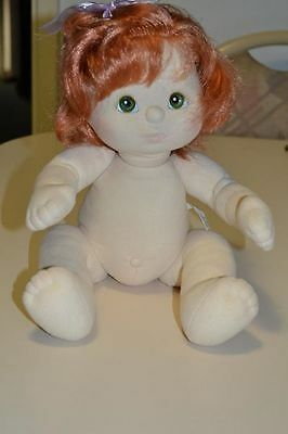 My Child Doll Red hair