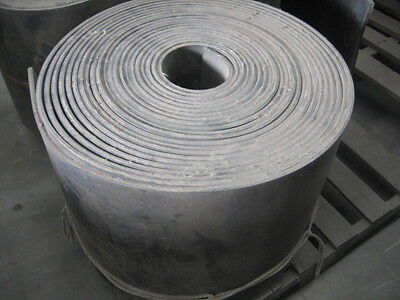 Rubber Conveyor Belting Approx. 450mm Wide x 10mm Thick - PRICED PER METER
