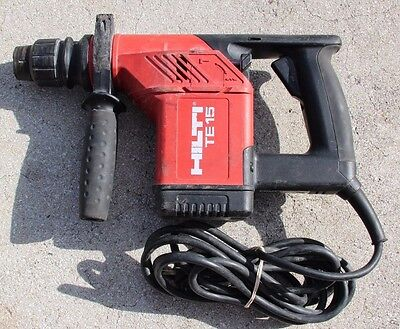 Hilti TE15 - Rotary Hammer Drill!!! FREE SHIPPING!!!