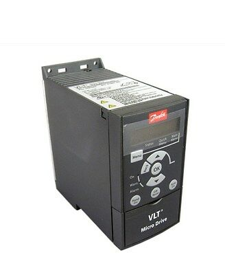 "Danfoss ""Micro Drive"" IP20 Variable Speed Drive, 3phase, 2.2kW, 380-480VAC,"