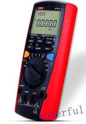 UNI-T UT71E Digital Multimeter Tester USB Auto Data Log AC DC True RMS
