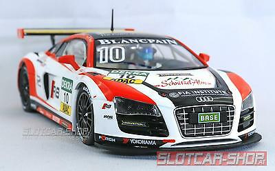 "Carrera Digital 124 - Audi R8 LMS, ""Prosperia C.Abt Racing, No.10"" - 23808"