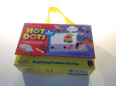learning resources Hot Jr. Dots,3-6 years old children, educational cards