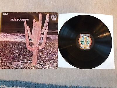 Indian Summer - Same Vinyl rare