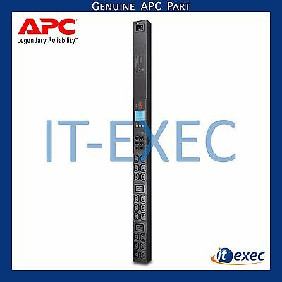 APC AP7853 24 Port 32A 230V Metered Power Distribution Unit Zero U Rack PDU