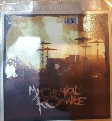 """My Chemical Romance : Famous Last Words/Kill All Your Friends 7"""" Vinyl"""