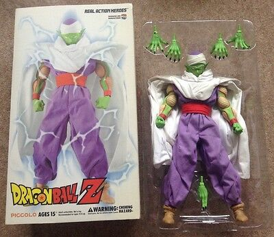 Dragonball Z Piccolo Real Action Heroes RAH Medicom Toy Anime Figure