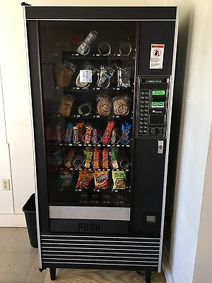 Snack Vending Machine in Good Condition