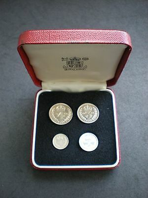 Very Rare 1953 Elizabeth II Maundy Set - Great Britain