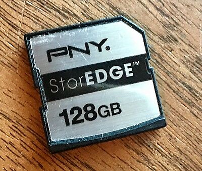 PNY 128GB StorEDGE Flash Memory Card For Apple MacBook Pro/Air