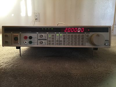 Stanford Research Model DS360 Ultra Low Distortion Function Generator