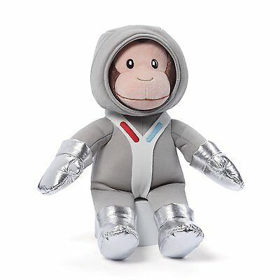 Gund Curious George- Astronaut 14 inch Plush Toy