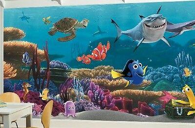 Finding Nemo Wall Mural peel and stick