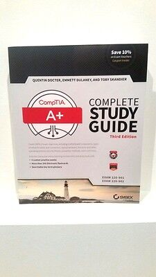 CompTIA A+  Complete Study Guide 3rd Edition Exam 220-901 902