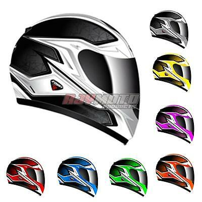 Zoan Thunder Youth M/C Full Face Motorcycle Helmet