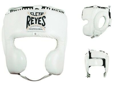 Cleto Reyes Cheek Protection Headgear (White)