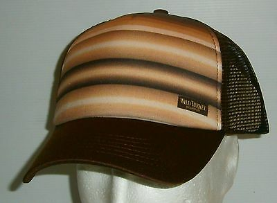 Wild Turkey Bourbon brand new one size fits most hat cap for home bar collector