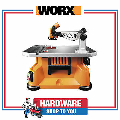 Worx 650W Multi-Function Bladerunner / Table Saw WX570