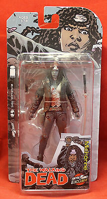 Bloody B/&W THE WALKING DEAD Princess Action Figure Skybound Exclusive TMP