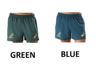 2017 Mens New Wallabies Match Day and Training Shorts S-3XL