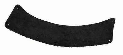 Replacement Hard Hat Sweat Band Black Thirsty Towel (5 Pack)