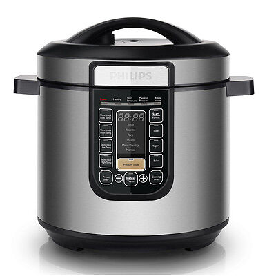 Philips All-In-One Cooker - HD2137/72