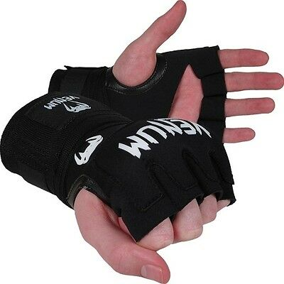 Venum Kontact Gel Wrap Adult Hand Wraps Gloves Protection Boxing MMA Kickboxing